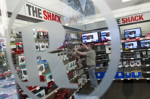RadioShack Said to Seek Funds by Year-End to Win Vendor Support