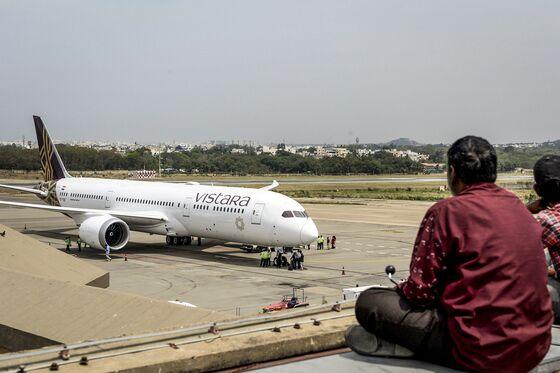 Singapore Air May Grab Emirates, EtihadTraffic in India