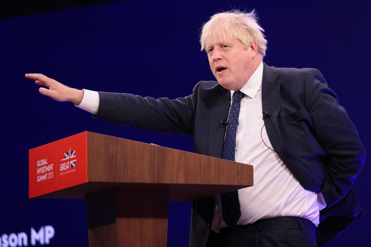 EU Officials Dismiss Johnson's Mini Deals as a COP26 Distraction