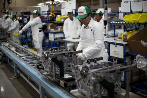 Honda's New Plant in Mexico