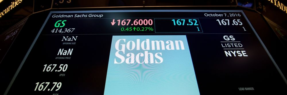 Goldman Sachs's Robotic IPOs Address a Shrinking Equity