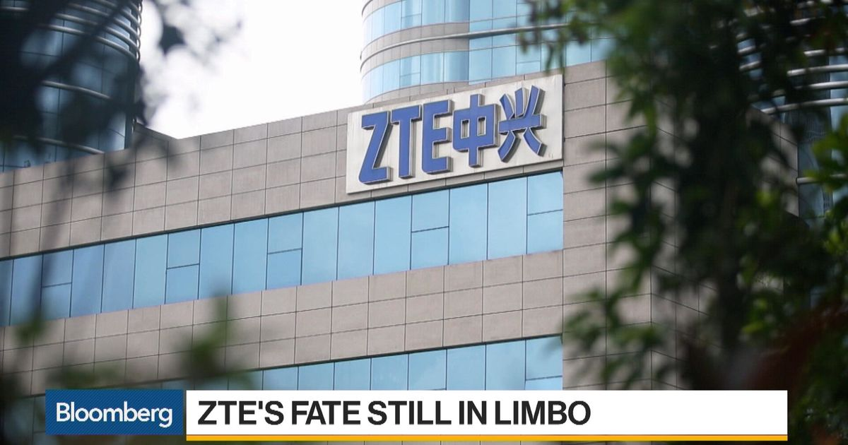 ZTE to Resume Trading After Settlement Agreement With U.S. – Bloomberg