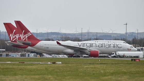 Virgin Atlantic Returns to Skies Bracing for Three-Year Slump