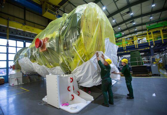 Siemens Said to Mull Sale of Flagship Gas Turbine Business