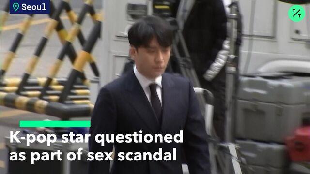 Sex Scandal Engulfs K-Pop, Tarnishing Industry's Image