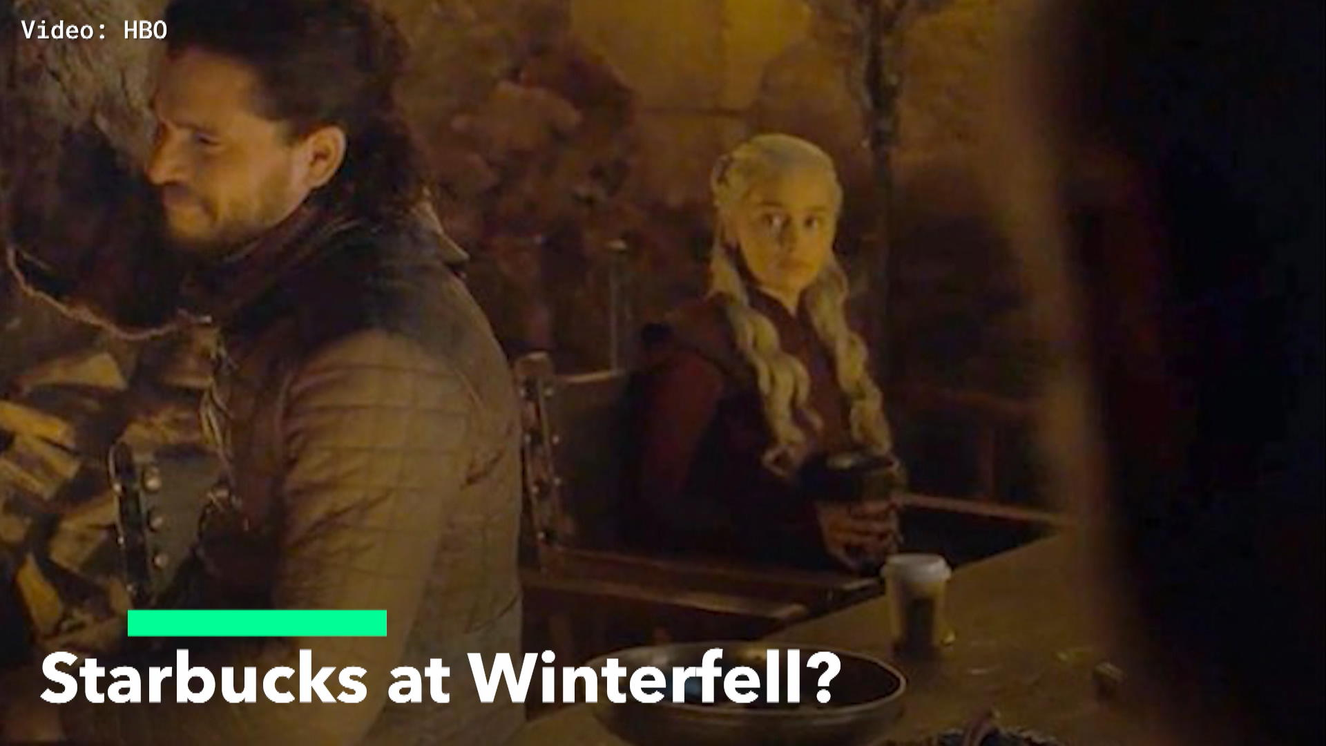 Hbo Removes Starbucks Coffee Cup Left In Game Of Thrones