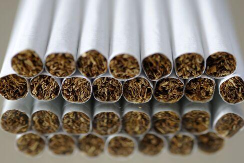 Japan Tobacco Buys Fleur du Pays Owner Gryson for $597 Million