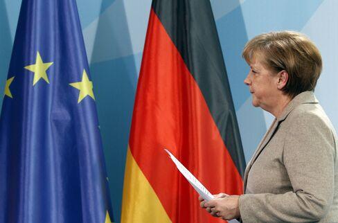 Angela Merkel Greece