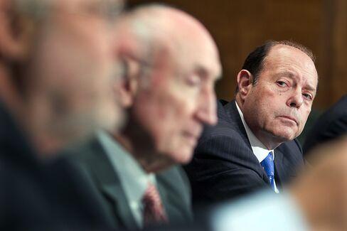 Promontory Profits as Regulators-for-Hire Draw Senate Scrutiny