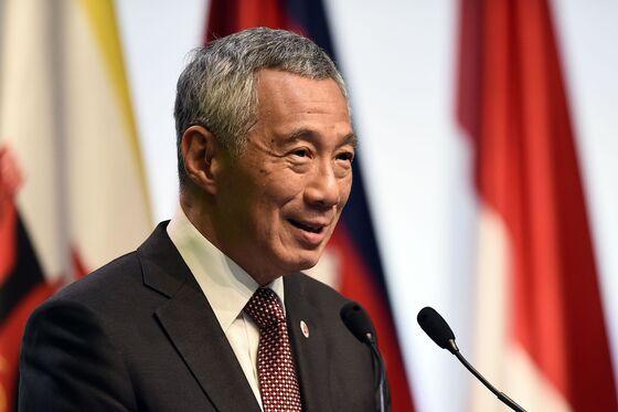 Singapore PM SaysAsean May Need to Choose Between U.S. and China