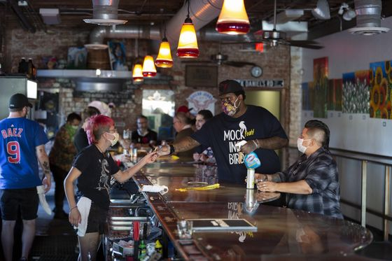 CDC Posts Advice on Reopening U.S. Bars, Restaurants and Workplaces