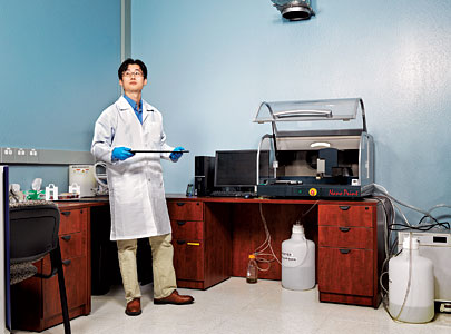 Chief Scientist Dr. Sung Lim