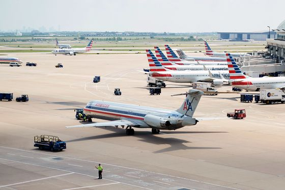 American AirSays Goodbye to MD-80 Jet After 36 Years