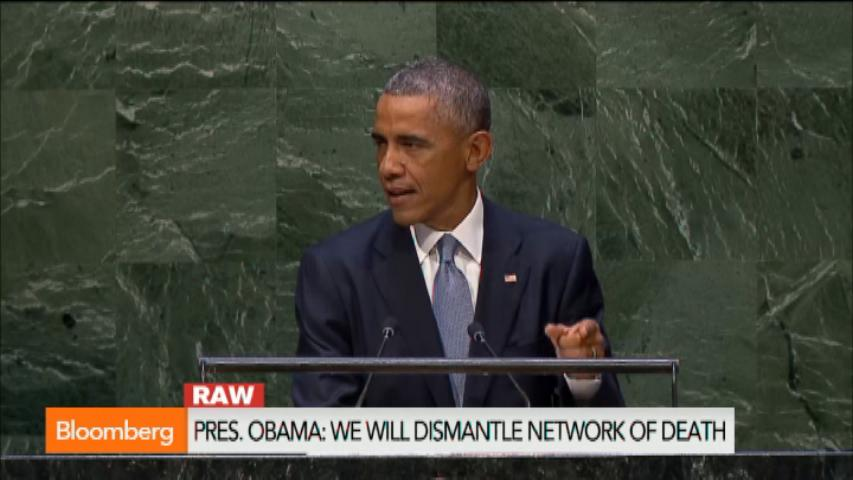 Obama Tackles Ebola, Russia, Terror at UN