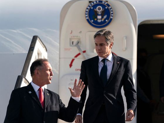 Blinken Promises More Aid for Palestinians and Backs Netanyahu