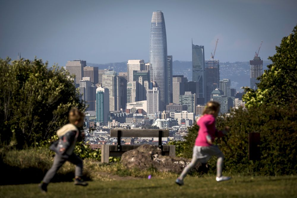 The Salesforce Tower Opens After Transforming San Francisco Skyline