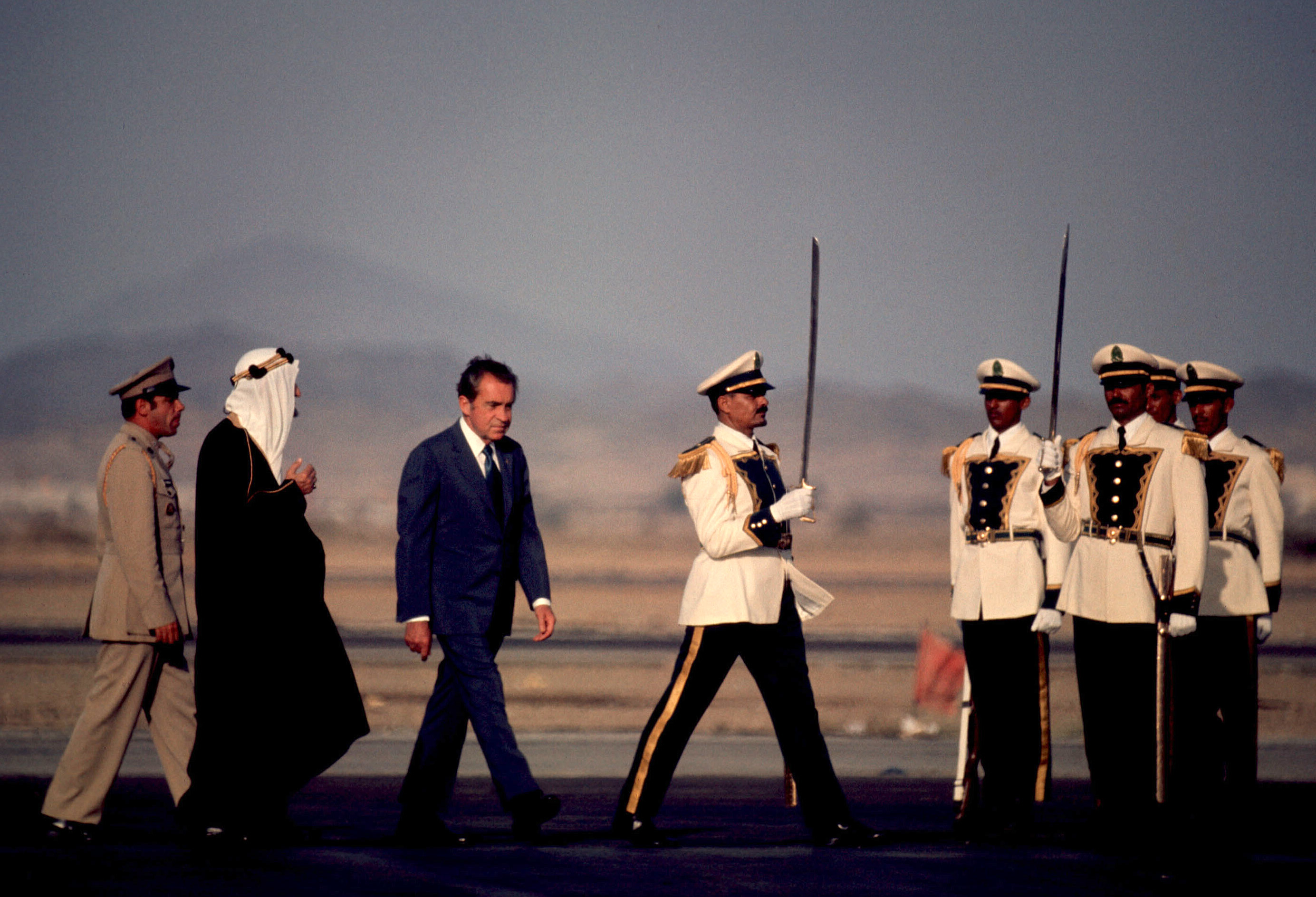 The Untold Story Behind Saudi Arabia's 41-Year U.S. Debt Secret