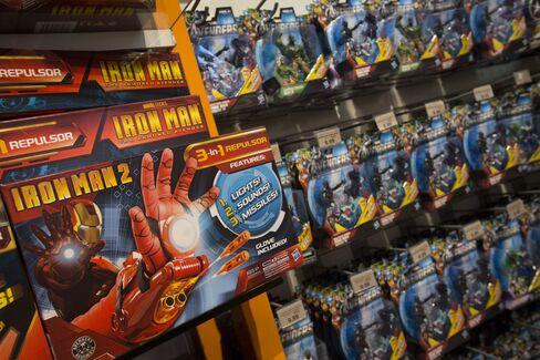 """Toys Based on """"Marvel's The Avengers"""""""
