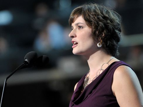 Lawyer Sandra Fluke