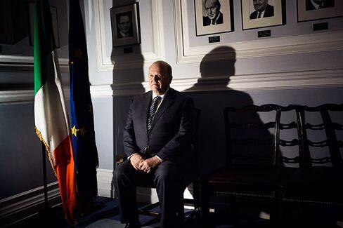 Ireland's Finance Minister Renegotiates Euro Bailout via Diplomacy