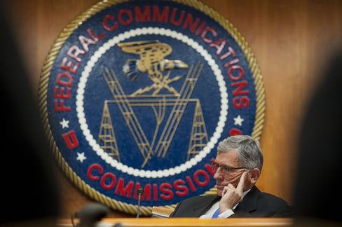 Federal Communications Commission Votes On Net Neutrality Plan