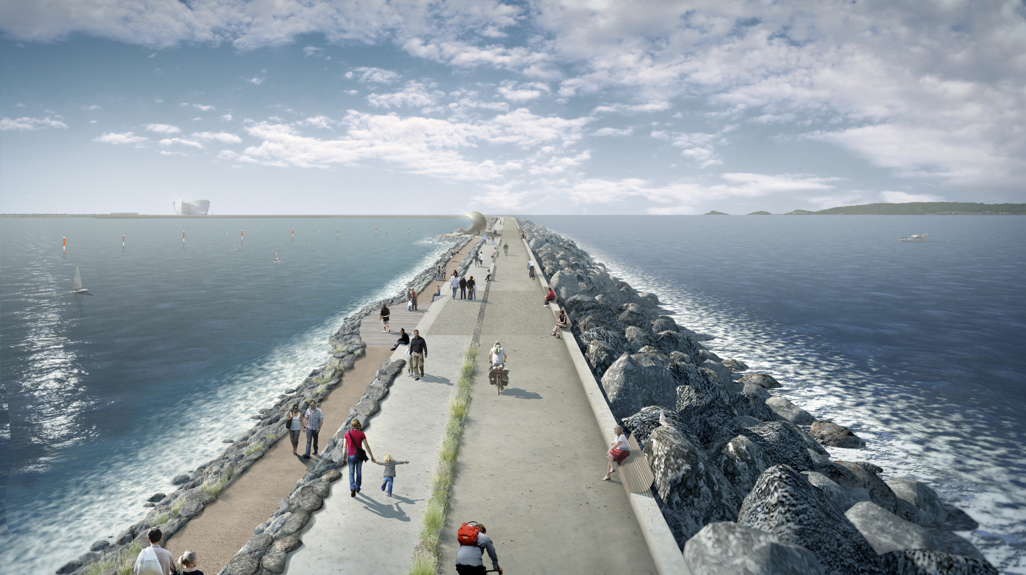 U.K. weighs tidal power contract matching Hinkley nuclear deal