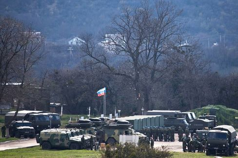 China's Bloggers Weigh In on Russia's Crimea Annexation