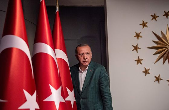 Erdogan Claims Victory in Election That Cost His Party Cities