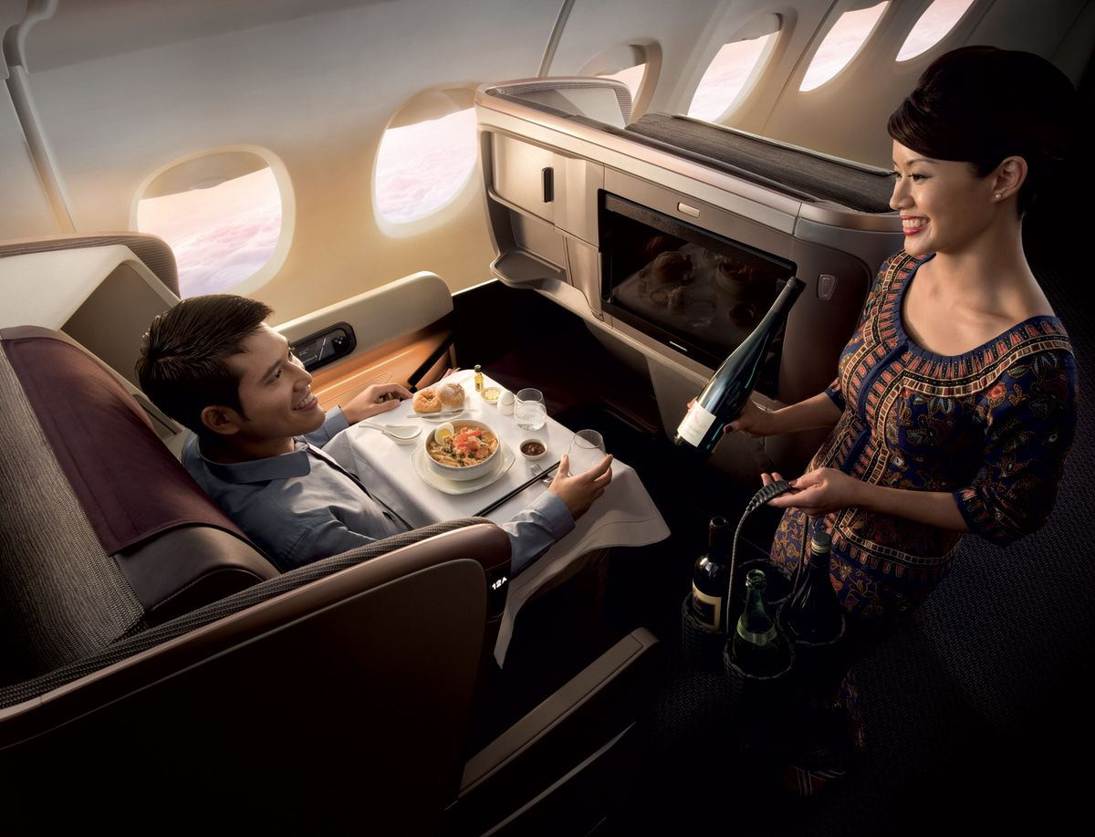 How to Survive the World's Longest Flights in Style