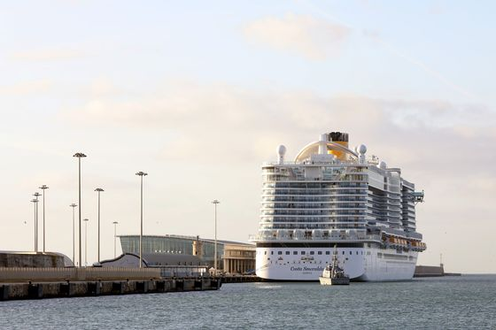 Passengers Allowed to Leave Cruise Ship After Italy Virus Scare