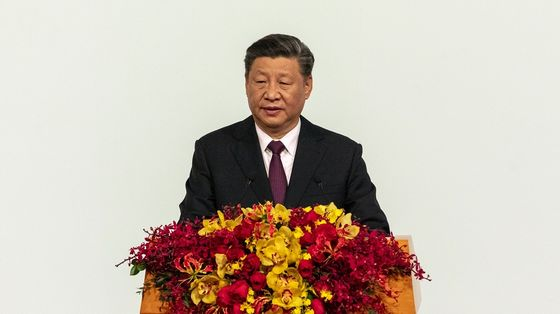 Xi Doubles Mentions of 'Common Prosperity,' Warning China's Rich