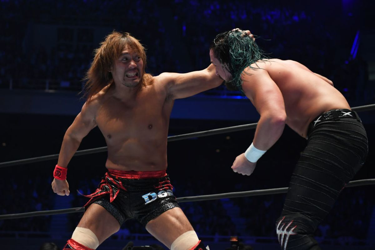 Japan's Next Post-Anime Cultural Export May Be Pro-Wrestling