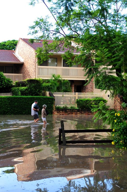 Brisbane Residents Tell of Despair of Flood