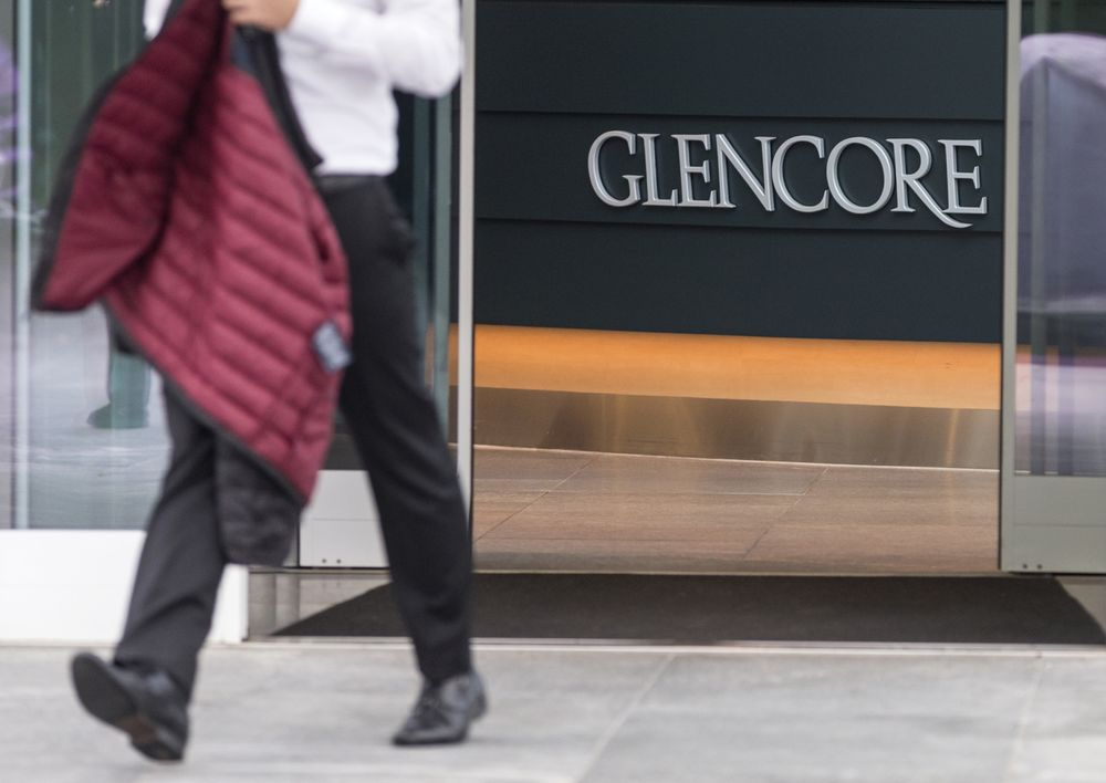 Glencore Trader Held by China Amid Lead Probe - Bloomberg