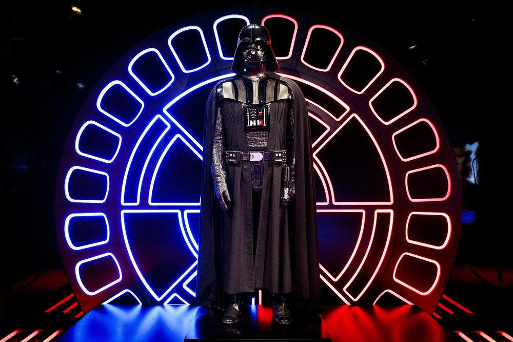 Darth Vader Costume From 'Empire Strikes Back' May Fetch $2 Million at Auction