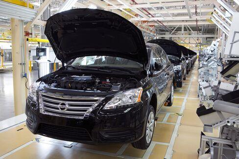 Nissan Motor Assembly Plant