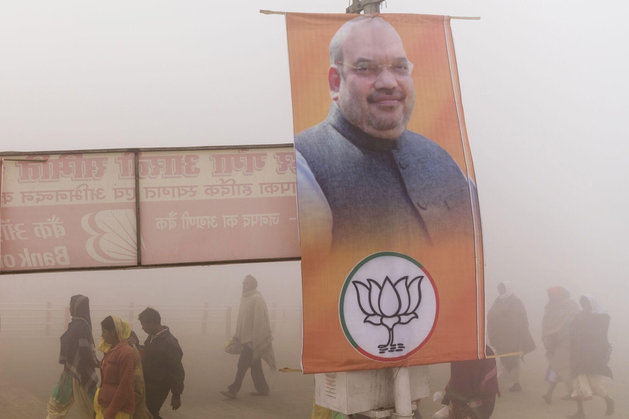 Modi's Big Play for India Heartland At The Kumbh Mela