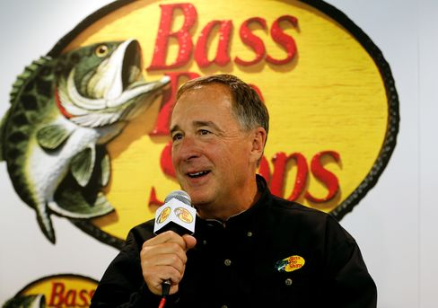 Bass Pro Group LLC Founder John Morris