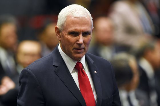 Pence Courts Asian Allies in Pushback toChina: Summit Update