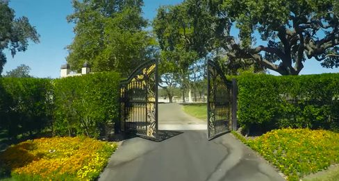 For the dedicated buyer, this gate opens onto 2,698 acres of Neverland.