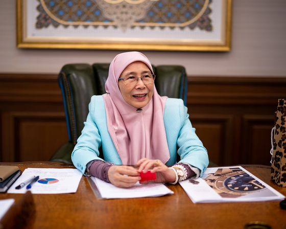 Malaysia's First Woman Deputy Premier Seeks Tighter Abuse Laws