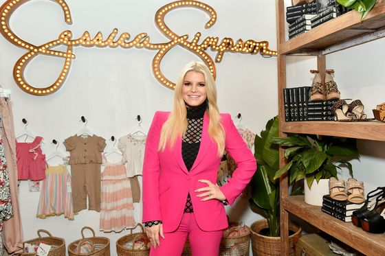 Jessica Simpson Fashion Brand Owner Preparing to Sell Assets in Bankruptcy