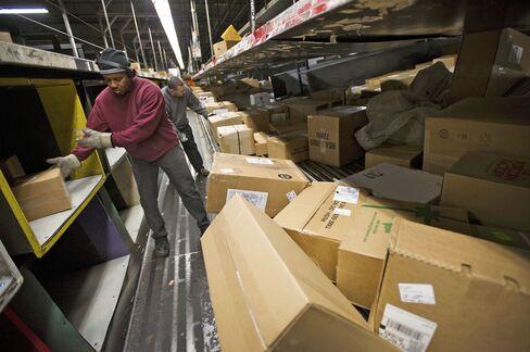 UPS 2013 Forecast Trails Analysts' Estimates on Sluggish Economy