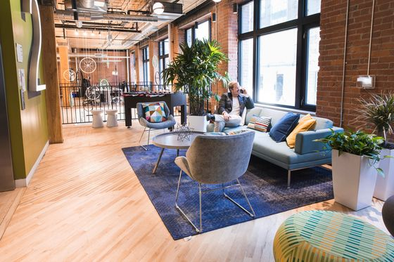 WeWork Rival Ramps Up With Big Push Into North America
