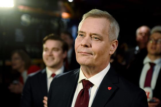 Finns Kick Out Austerity Government as Leftists Win Election