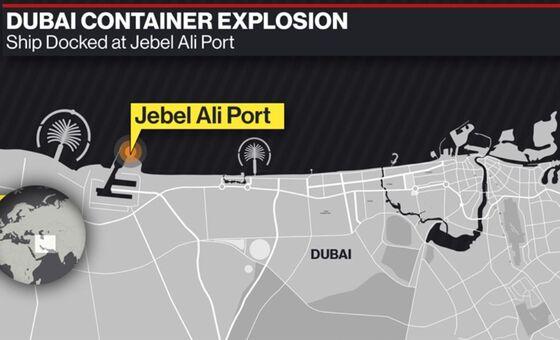 Dubai Port Operating Normally After Blast Rocks Trade Hub