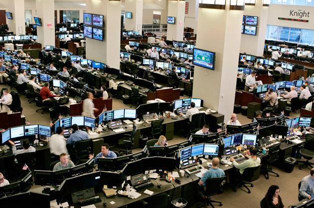 Wall Street's Knightmare