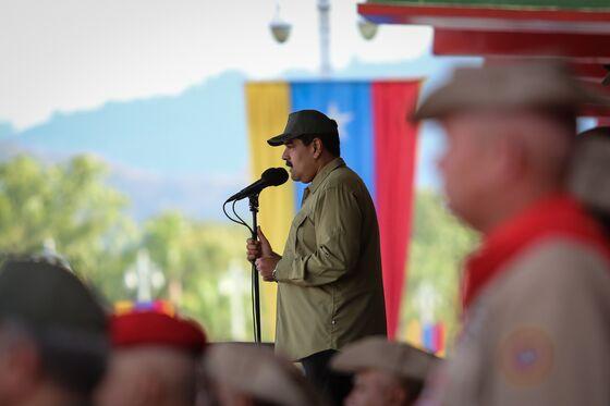Former Venezuela Diplomat Backs Military Threats to Oust Maduro