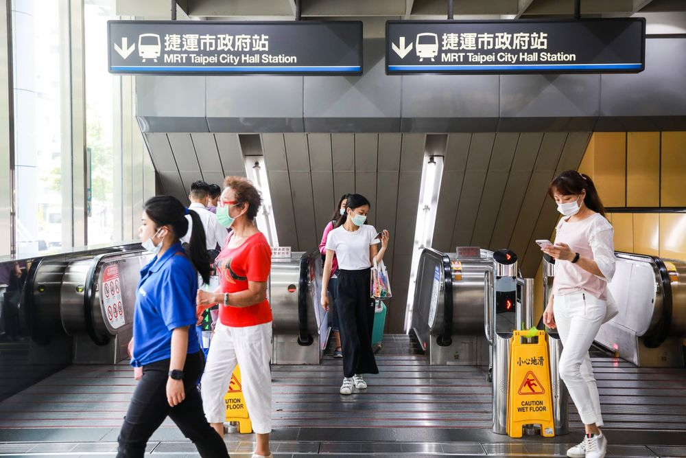 Taiwanresidents are acutely aware of disease-fighting habits like hand-washing and mask wearing.