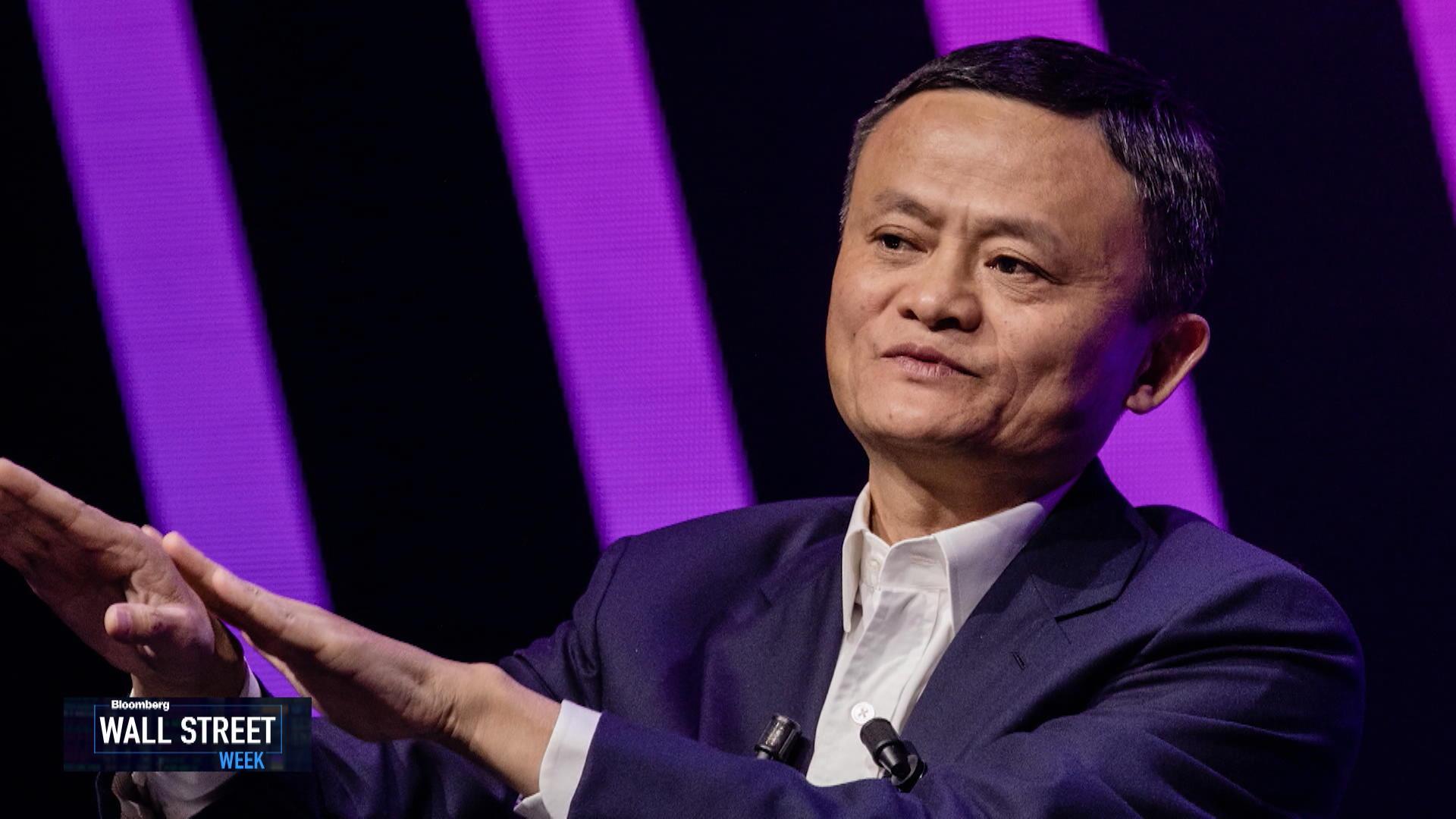 China Takes On Jack Ma's Tech Empire